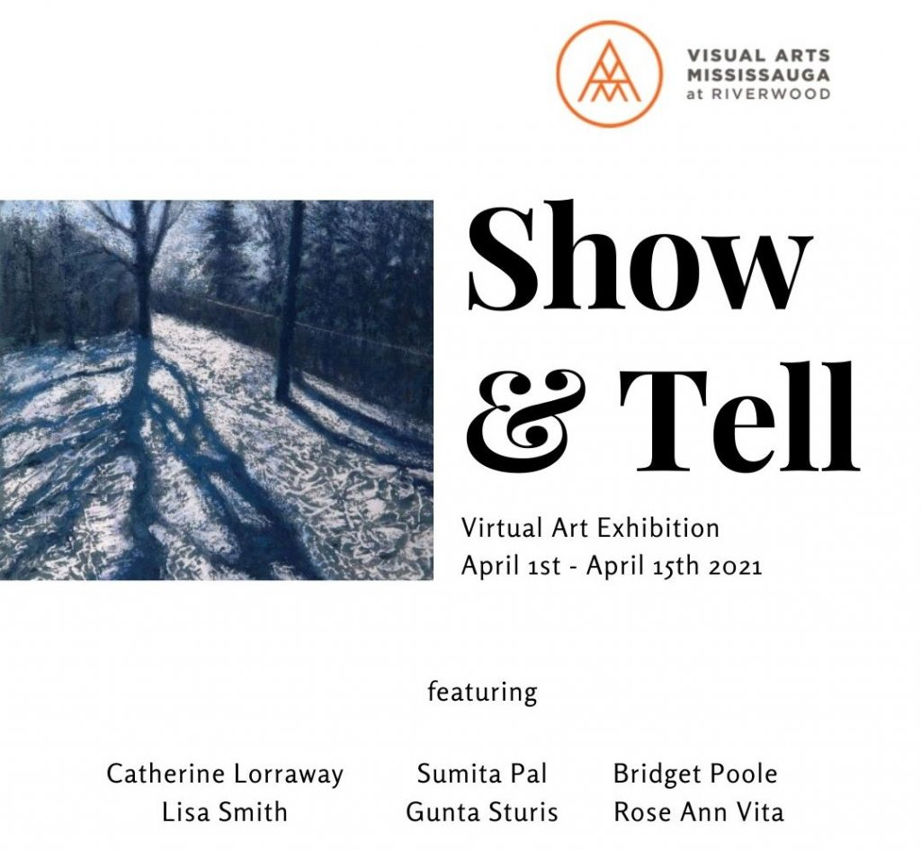 Show and Tell Art Exhibition